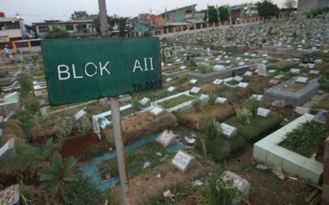 Polemik Lahan Makam, PSI Disarankan Panggil Dinas Pertamanan DKI