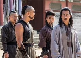 4 Aksi Keren Joe Taslim di Film Korea