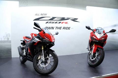 Menantikan Tuah All New Honda CBR150R
