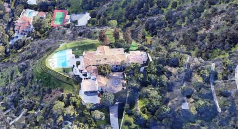Wow, Sylvester Stallone Jual Rumah Rp1,8 Triliun