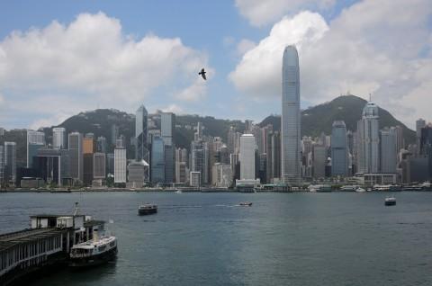Untuk Kali Pertama, Hong Kong <i>Lockdown</i> Akibat Covid-19