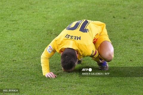 Banding Hukuman Messi Ditolak