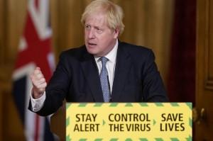 PM Johnson: Varian Covid-19 Inggris Mungkin Lebih Berbahaya
