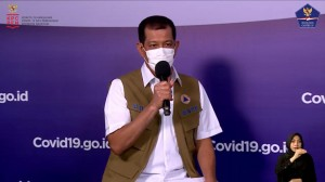 Ketua Satgas Doni Monardo Positif Covid-19