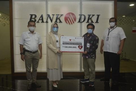 Bank DKI Salurkan Rp100 Juta untuk Gempa Sulawesi Barat