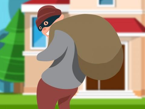 Polisi Jadi Korban Pencurian di Kalideres