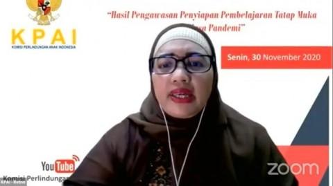 Dugaan Intoleransi, KPAI Desak SMKN 2 Padang Diberi Sanksi
