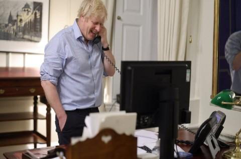 Hubungi PM Inggris, Biden Diskusikan Covid-19 dan Perubahan Iklim