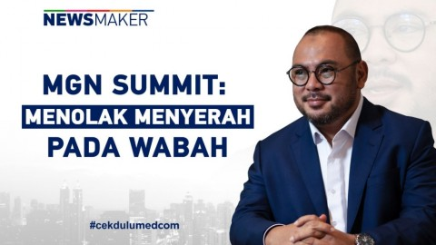 Media Group News Summit: Candradimuka Melawan Pandemi Covid-19