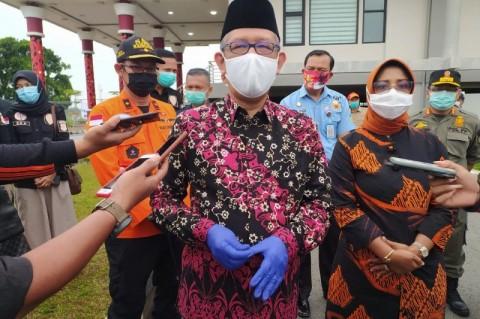 Enam Jenazah Korban Kecelakaan Sriwijaya Tiba di Pontianak