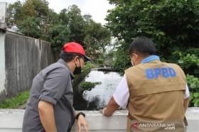 Pemkot Banjarmasin Tambah 10 Mesin Pompa Tangani Banjir