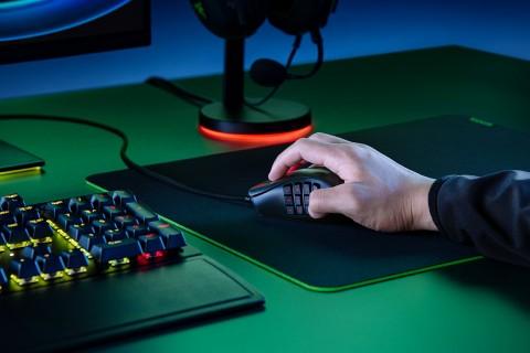 Razer Rilis Mouse Gaming Naga X, Khusus MMO