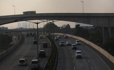 Kontraktor Tol Pekanbaru-Bangkinang Antisipasi Hambatan Cuaca Hujan