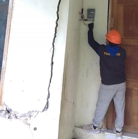 PLN Gratiskan Biaya Sambung Listrik untuk Korban Gempa Mamuju-Majene