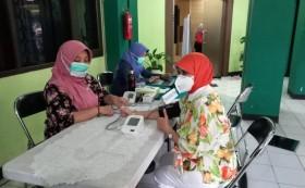 Nakes di Tangerang Lalui Empat Tahapan Sebelum Vaksin Covid-19