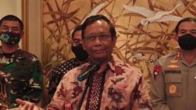 Tanggapan Mahfud MD Soal Siswi Non-muslim Diwajibkan Berjilbab di Padang