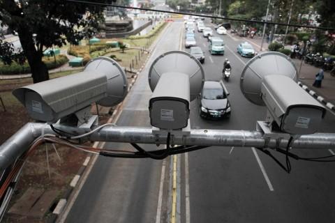 800 Kendaraan Terjaring Tilang Elektronik dalam Sehari