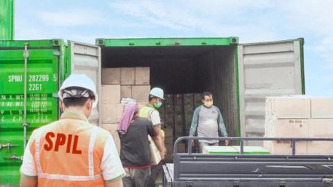 Perusahaan Jasa <i>Shiplog</i> Pastikan Keamanan Logistik untuk Korban Banjir