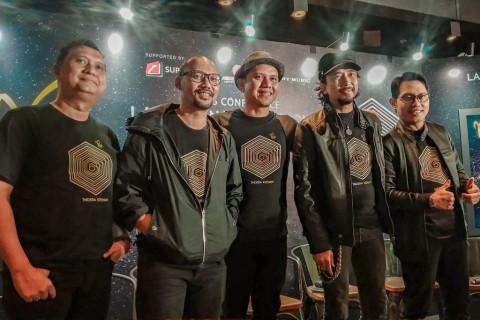 Malam Ini, Padi Reborn Siap Bangkitkan Kenangan lewat Konser di Metro TV