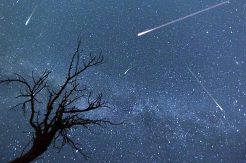 Lapan Duga Dentuman di Buleleng akibat Asteroid