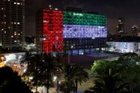 Israel Resmi Buka Kedutaan Besar di Uni Emirat Arab