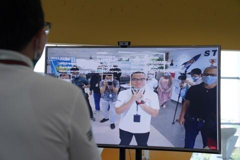 Telkom Jadi Perusahaan Indonesia Pertama Supercomputer NVIDIA DGX A100