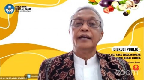 Angka Anemia Siswa Indonesia Tinggi Ancam Kualitas Belajar