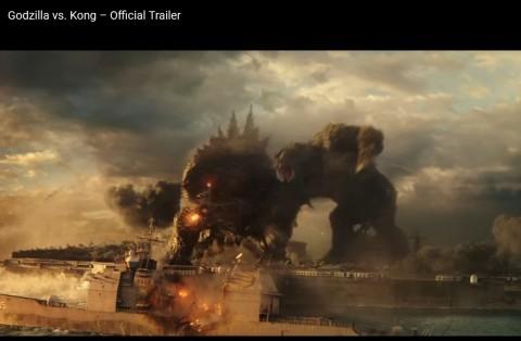 Trailer Terbaru Godzilla vs. Kong Rilis, Dipastikan Tayang di Bioskop Indonesia