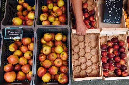 Sebuah studi 2013 menemukan bahwa orang yang mengonsumsi buah utuh terutama blueberry, anggur, dan apel memiliki risiko diabetes tipe 2 yang lebih rendah.(Foto: Ilustrasi/Unsplash.com)