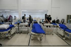 Lapor Covid-19: Banyak Pasien Meninggal Karena Tidak Segera Dapat RS