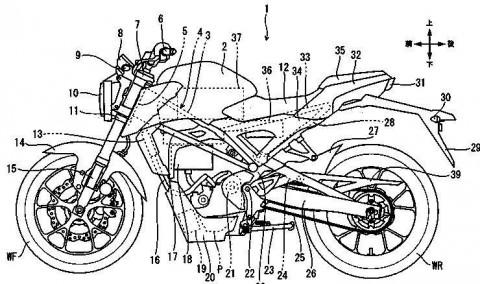Honda Sudah Memiliki Rancang Bangun Motor Sport Listrik