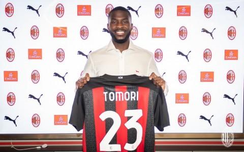 Tomori Pilih AC Milan karena Maldini