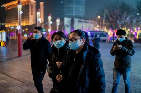 Peringatan Setahun Lockdown, Wuhan Tetap Disiplin Protokol Kesehatan