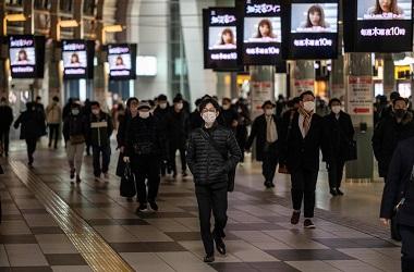 Rumah Sakit Jepang Kewalahan Tangani Gelombang Pasien Covid-19