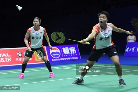 5 Wakil Indonesia Tampil di BWF World Tour Finals 2020