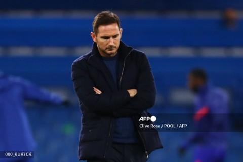 Resmi, Chelsea Pecat Pelatih Frank Lampard
