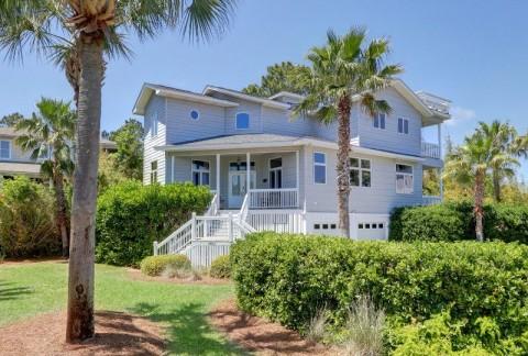 Rumah Pantai Sandra Bullock Dijual Rp58 Miliar