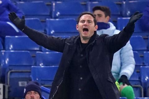 Menebak Alasan Chelsea Pecat Frank Lampard