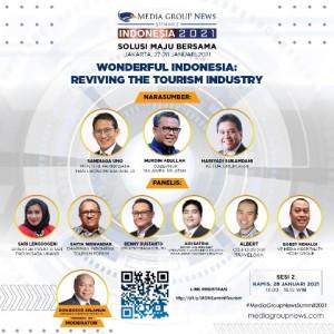 MGN Summit 2021: Keunggulan Wisata di Pulau Seribu yang Menjadi Salah Satu Ikon Wisata Indonesia