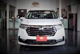 Honda Odyssey Sudah Bersolek Di Thailand