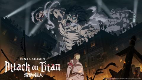 7 Karakter Menarik dalam Animasi Attack on Titan