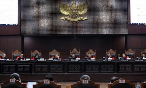 Hakim MK Nilai Dalil KIPP Balikpapan Bias