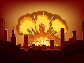 Ledakan Keras di Riyadh, Ada Apa?
