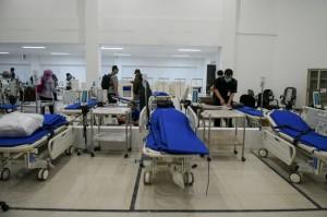 Okupansi Tempat Tidur Isolasi Covid-19 di DKI Mencapai 86%
