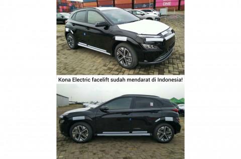 Belum Genap 1 Tahun, Kona Electric Mau Facelift?