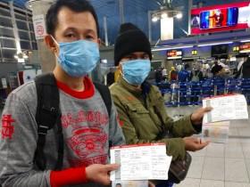 Sempat Ditahan, 2 ABK WNI Dipulangkan dari Iran