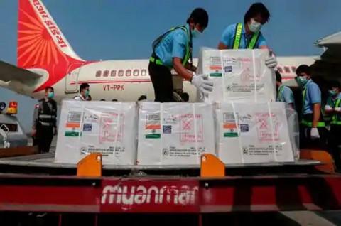 Myanmar Memulai Vaksinasi Covid-19, Prioritaskan Tenaga Kesehatan