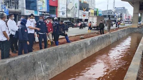 Cegah Banjir, Pemprov DKI Bangun 11 Kolam Olakan di Kelapa Gading