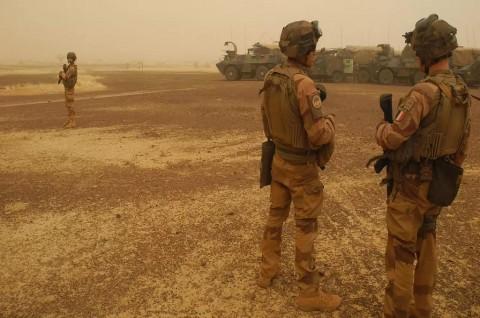 Operasi Gabungan Prancis dan Mali Tewaskan 100 Ekstremis