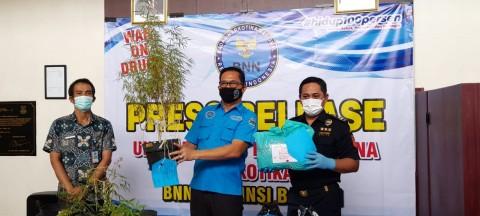 Anggota Komunitas Lingkar Ganja Nusantara Malah Edarkan Narkoba